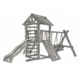 Детские игровые площадки и комплексы