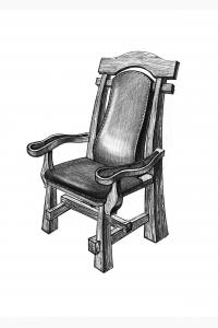 Кресло к-01