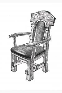 Кресло к-05