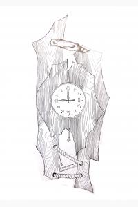 Часы от шале ч-01