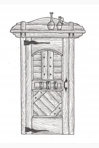Дверь дв-05