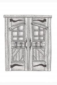 Дверь дв-06