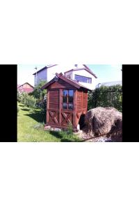 Домик садовый ДС-01 (с утеплением)