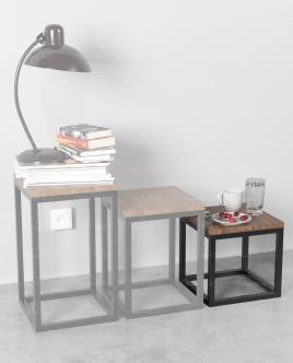 Стол Loft ПС-4 20х20